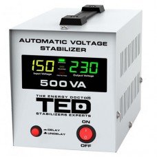 Stabilizator Ted 500VA-AVR LCD