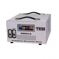 Stabilizator Ted 5200VA-SVC cu servomotor