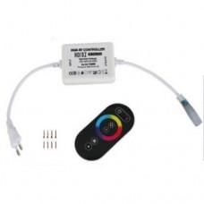 electrice arad - controler banda led neo flex neoled/rgb rf1, 10 mm, max.750 w - horoz electric - controler rgb rf1