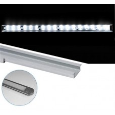 electrice arad - profil aluminiu,pentru banda led, ingropat, 1m - lumen - 05-30-560