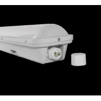 Corp de iluminat industrial, interconectabil, cu Led , 20W, 1800lm, 4000K, 600 mm, IP65
