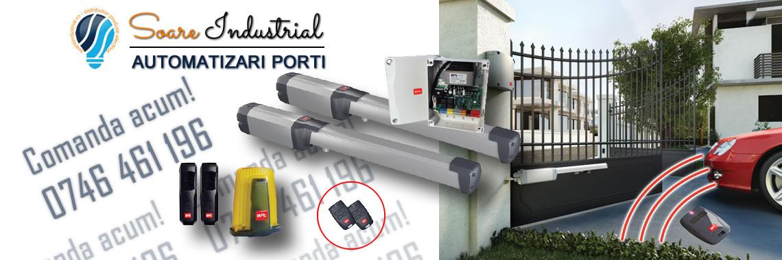 Soare Industrial automatizari porti