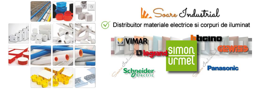 Soare Industrial aparataj modular